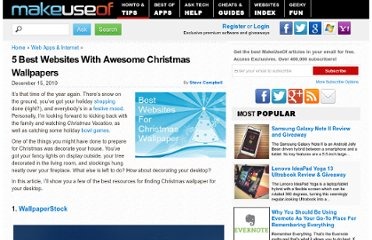 http://www.makeuseof.com/tag/5-websites-awesome-christmas-wallpaper-desktop/