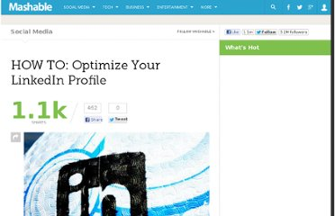 http://mashable.com/2010/12/15/optimize-linkedin-profile/