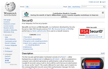http://en.wikipedia.org/wiki/SecurID
