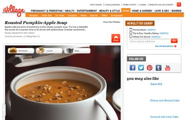 http://www.ivillage.com/roasted-pumpkin-apple-soup/3-r-296011