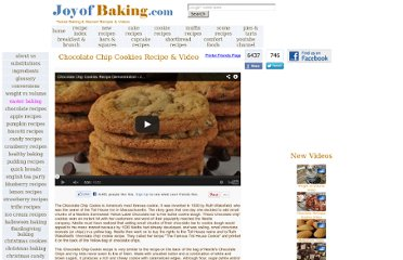 http://www.joyofbaking.com/ChocolateChipCookies.html