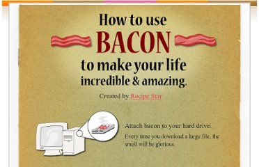 http://www.recipestar.com/pages/bacon_life