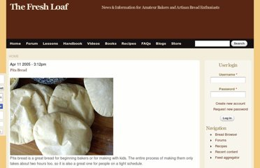 http://www.thefreshloaf.com/recipes/pitabread