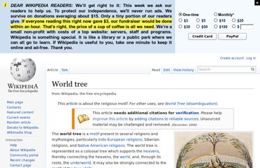 http://en.wikipedia.org/wiki/World_tree