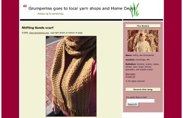 http://grumperina.com/knitblog/shiftingsands.htm