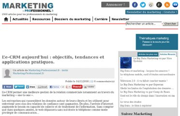 http://www.marketing-professionnel.fr/tribune-libre/e-crm-objectifs-tendances-applications-pratiques-12-2010.html