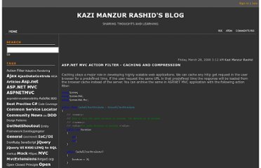 http://weblogs.asp.net/rashid/archive/2008/03/28/asp-net-mvc-action-filter-caching-and-compression.aspx