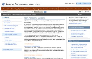 http://www.apa.org/careers/resources/profiles/index.aspx