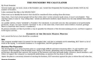 http://www.andrew.cmu.edu/user/fd0n/35%20Founders%27%20Pie%20Calculator.htm