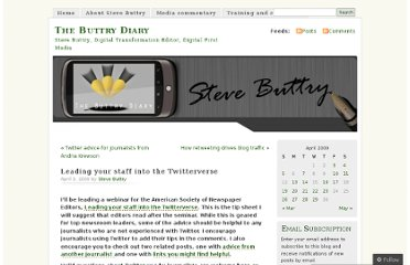http://stevebuttry.wordpress.com/2009/04/03/leading-your-staff-into-the-twitterverse/