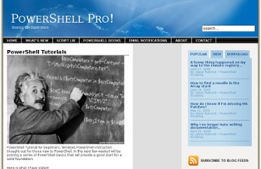 http://www.powershellpro.com/powershell-tutorial-introduction/