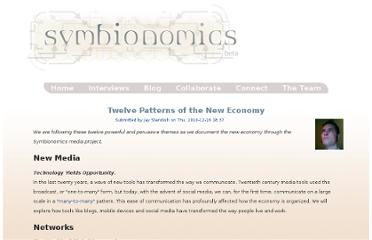 http://www.symbionomics.com/content/twelve-patterns-new-economy