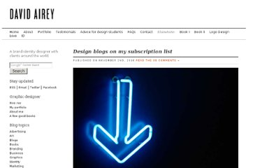 http://www.davidairey.com/design-blogs/