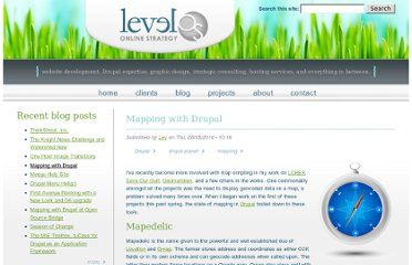 http://www.levelos.com/blog/2010/08/mapping-drupal