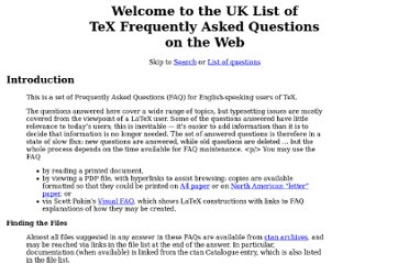 http://www.tex.ac.uk/cgi-bin/texfaq2html?introduction=yes