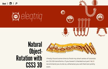http://www.eleqtriq.com/2010/11/natural-object-rotation-with-css3-3d/