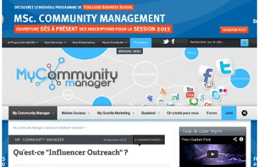 http://www.mycommunitymanager.fr/quest-ce-influencer-outreach/