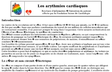 http://www.prevention.ch/lesarythmiescardiaques.htm