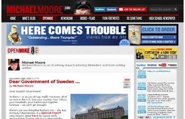 http://www.michaelmoore.com/words/mike-friends-blog/dear-government-of-sweden