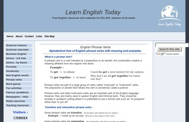 http://www.learn-english-today.com/phrasal-verbs/phrasal-verb-list.htm