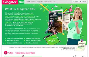 http://edu.glogster.com/what-is-glogster-edu/