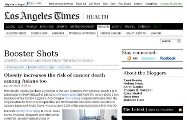 http://latimesblogs.latimes.com/booster_shots/2010/06/obesity-among-asians-and-risk-of-cancer-death.html