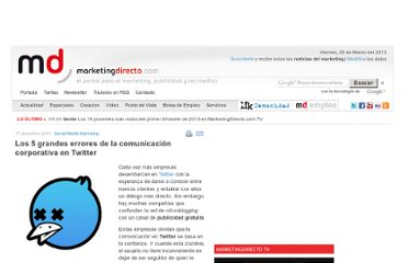 http://www.marketingdirecto.com/actualidad/social-media-marketing/los-5-grandes-errores-de-la-comunicacion-corporativa-en-twitter/