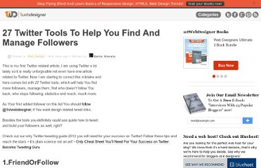 http://www.1stwebdesigner.com/design/27-twitter-tools-to-help-you-find-and-manage-followers/