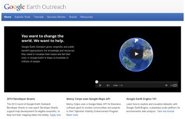 http://earth.google.com/outreach/index.html