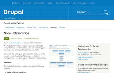 http://drupal.org/project/noderelationships