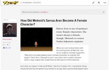 http://kotaku.com/5634616/how-did-metroids-samus-aran-become-a-female-character