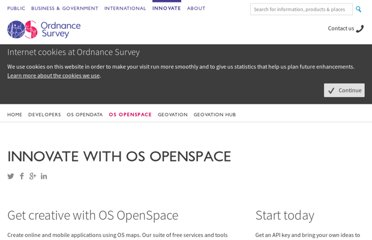 http://openspace.ordnancesurvey.co.uk/openspace/index.html