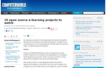http://www.techworld.com.au/article/223565/10_open_source_e-learning_projects_watch/