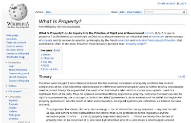 http://en.wikipedia.org/wiki/What_Is_Property%3F