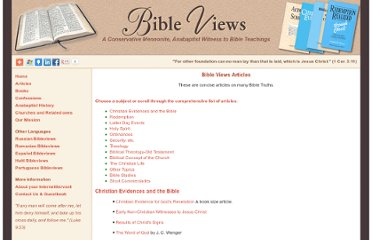 http://www.bibleviews.com/Articles.html