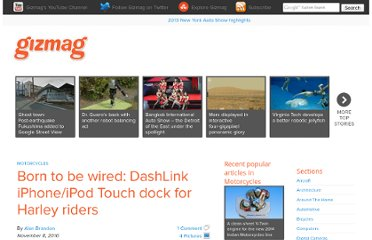 http://www.gizmag.com/dashlink-iphone-dock-harley-davidson/16868/