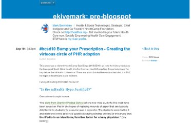 http://ekivemark.posterous.com/hcsd10-bump-your-prescription-creating-the-vi