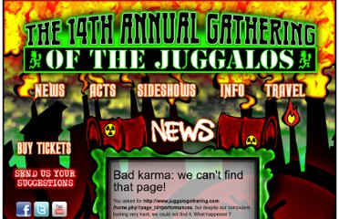 http://www.juggalogathering.com/home.php?page_id=performances