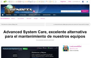 http://www.genbeta.com/windows/advanced-system-care-excelente-alternativa-para-el-mantenimiento-de-nuestros-equipos