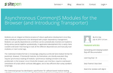 http://www.sitepen.com/blog/2010/07/16/asynchronous-commonjs-modules-for-the-browser-and-introducing-transporter/
