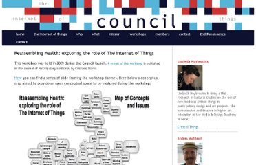 http://www.theinternetofthings.eu/content/reassembling-health-exploring-role-internet-things