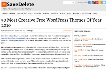 http://savedelete.com/best-free-wordpress-themes-2010.html