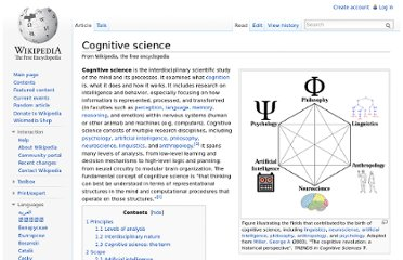 http://en.wikipedia.org/wiki/Cognitive_science