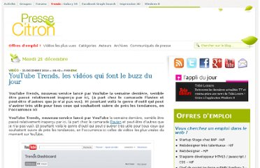 http://www.presse-citron.net/youtube-trends-les-videos-qui-font-le-buzz-du-jour
