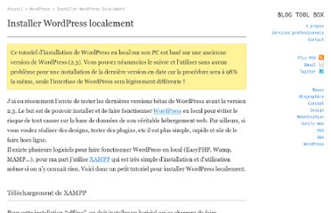 http://blogtoolbox.fr/installer-wordpress-localement/