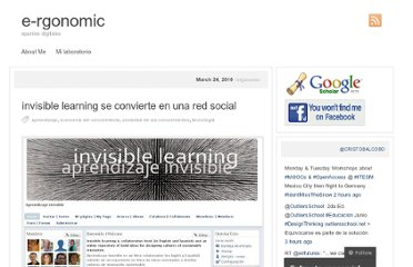 http://ergonomic.wordpress.com/2010/03/24/invisible-learning-se-convierte-en-una-red-social/