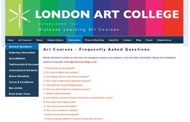 http://www.londonartcollege.co.uk/questions.htm