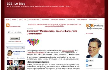 http://business-on-line.typepad.fr/b2b-le-blog/2010/12/community-management-creer-et-lancer-une-communaut%C3%A9.html