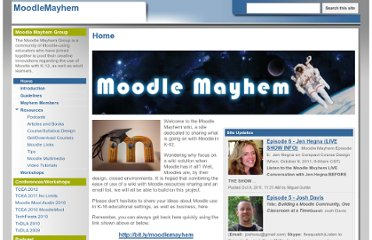 http://sites.google.com/site/moodlemayhem/home