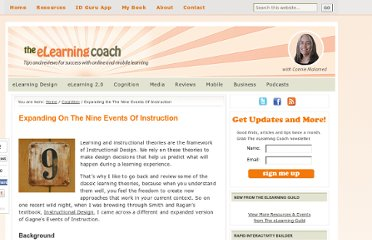 http://theelearningcoach.com/learning/expanding-on-the-nine-events-of-instruction/